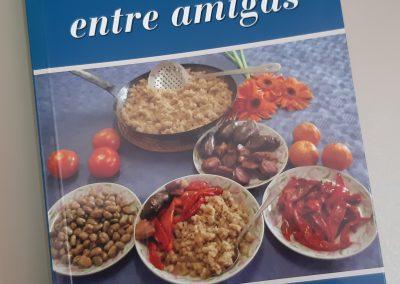Publicación Cocinando entre amigas
