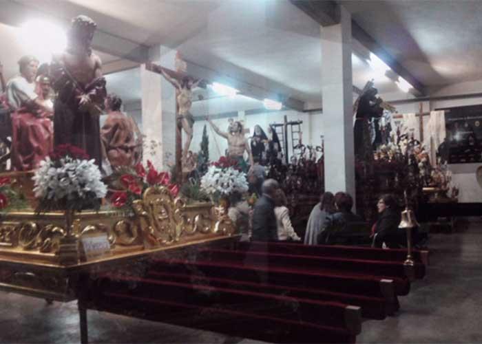 Proyecto Musealización Semana Santa de Cieza